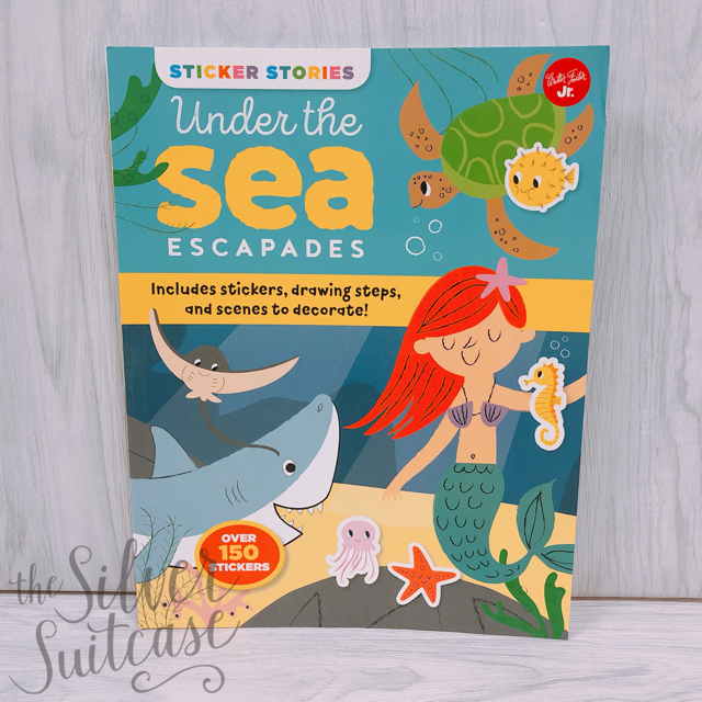 Sticker Stories Book