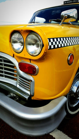 Big Yellow Taxi!