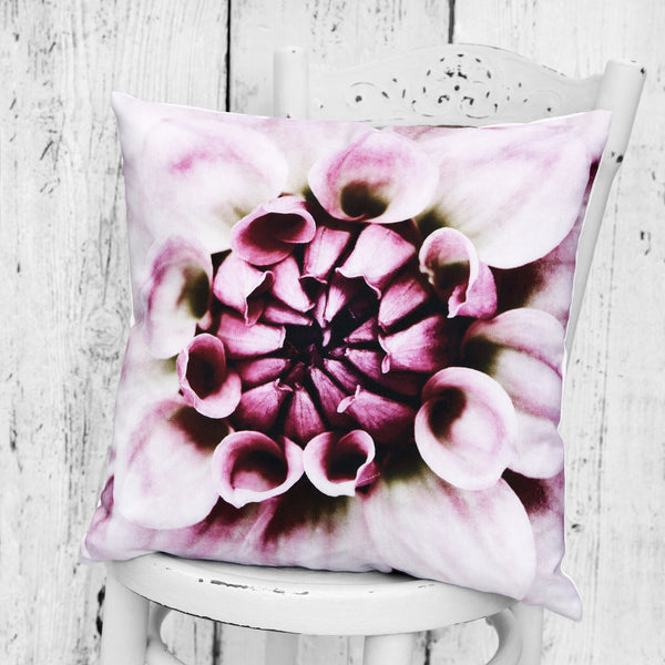 Purple Pout Cushion