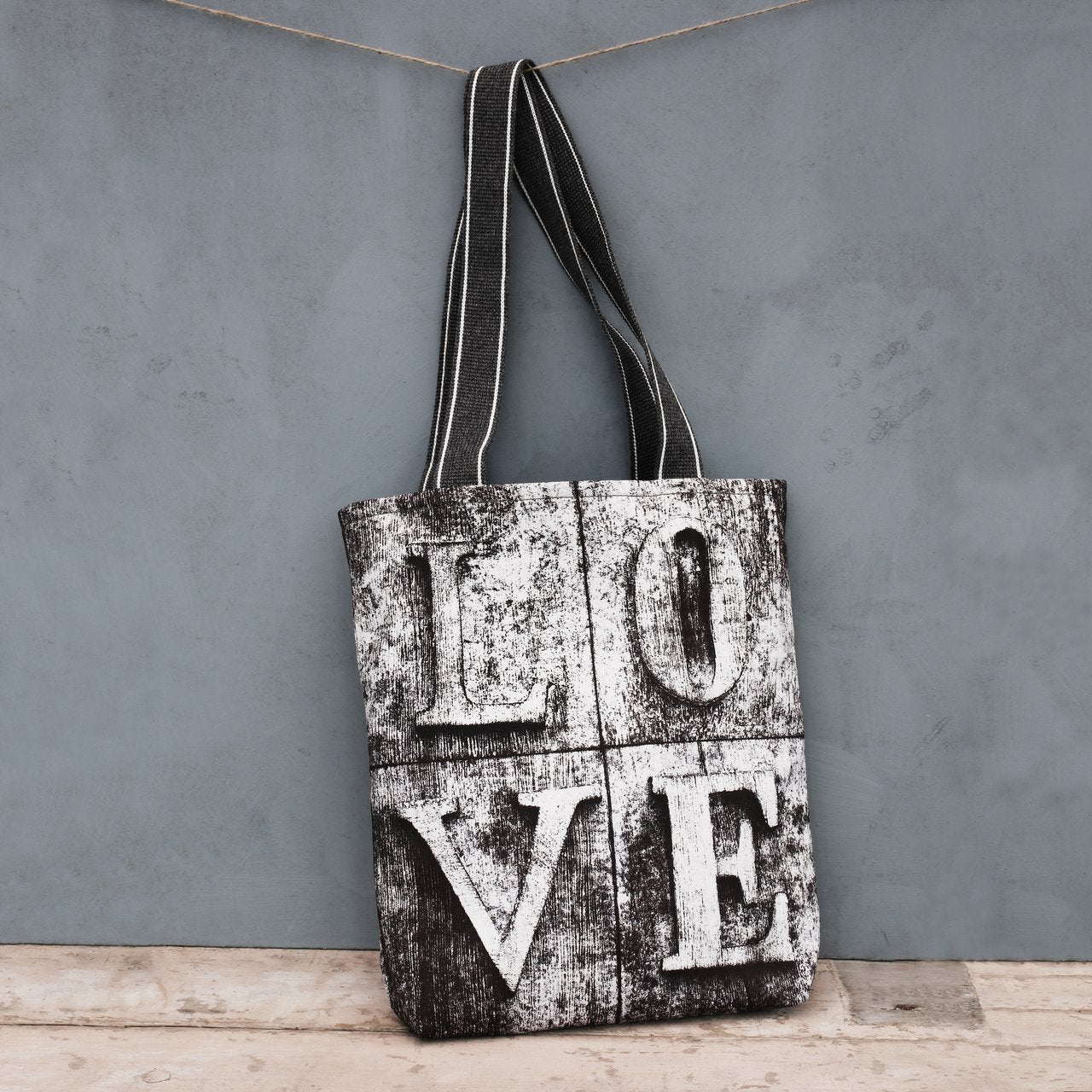 Bluebell scented natural soy wax candle
