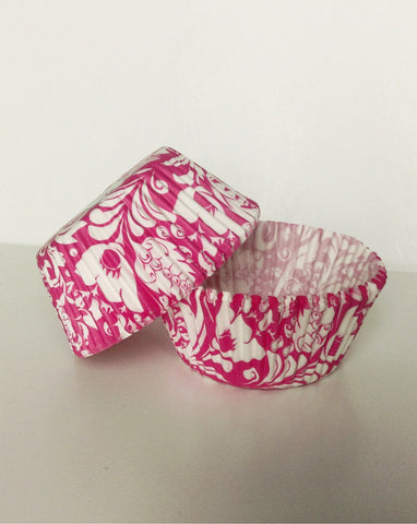 Mix n Match Pink Swirl Cupcake Cases