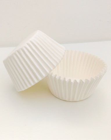 Mix n Match White Cupcake Cases
