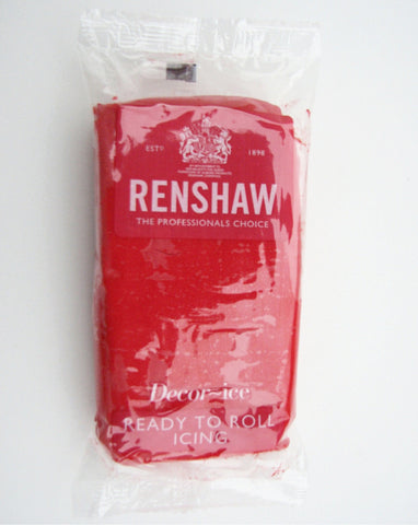 Renshaw Regalice in Poppy Red