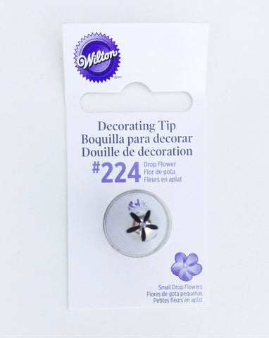 Wilton Drop Flower Nozzle