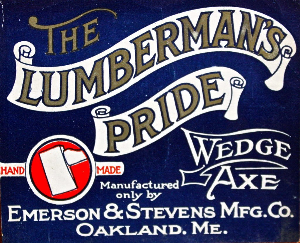 Labelled With Love - The Beauty of Vintage Axe Labels
