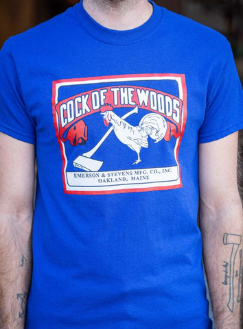 Cock of the Woods T-shirt