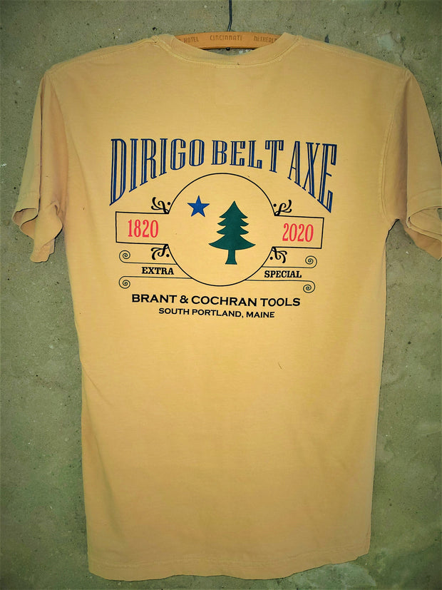 Dirigo Belt Axe T-Shirt