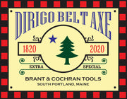 Dirigo Belt Axe
