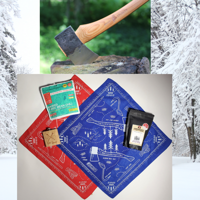 Dirigo Belt Axe Winter Warmer Bundle