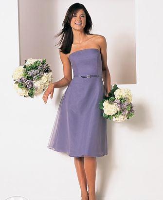 Alfred Angelo 6134 Victorian Lilac Size 8 short bridesmaid dress, cocktail dress