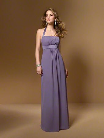 Alfred Angelo 7016L  Size 2 or 8 Claret bridesmaid dress, evening dress