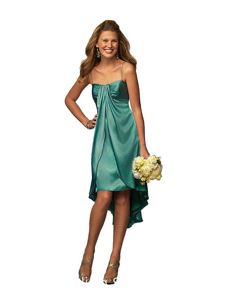 Alfred Angelo 7174 Lagoon Size 10 cocktail dress, bridesmaid dress