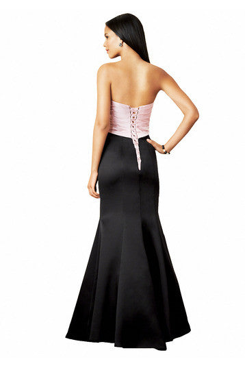 Alfred Angelo 7282L, Lilac/Black Size 8, Sale $99
