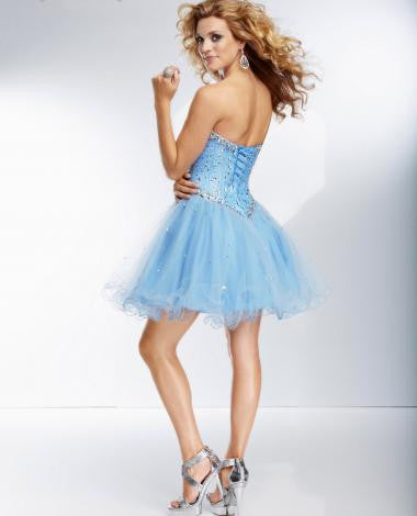 Sticks & Stones 9256 short Homecoming, Sorority, Prom dress, Pink Panther Size 20, Sale $195