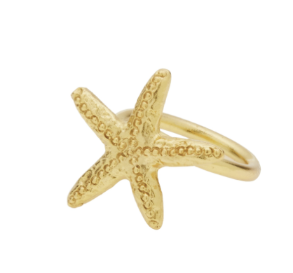 Ashiana Starfish ring