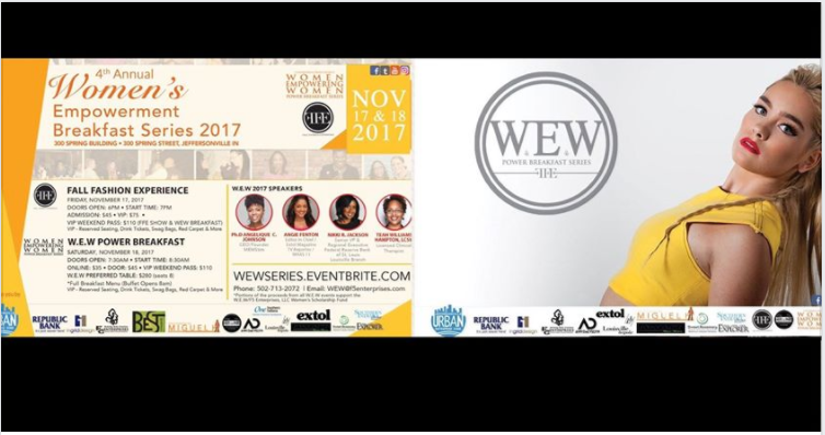 Join us For a Weekend of Women's Empowerment