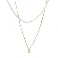 Meghan Browne 2 Tier Short Necklace