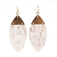 Meghan Browne Earring Scottie Natural