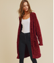 In Loom Chenille Duster