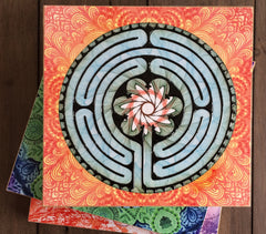 Meditation and Wellness Labyrinths
