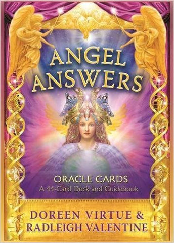 Certified Angel Card Reading - One Card