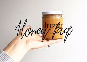 Raw honey FAQ
