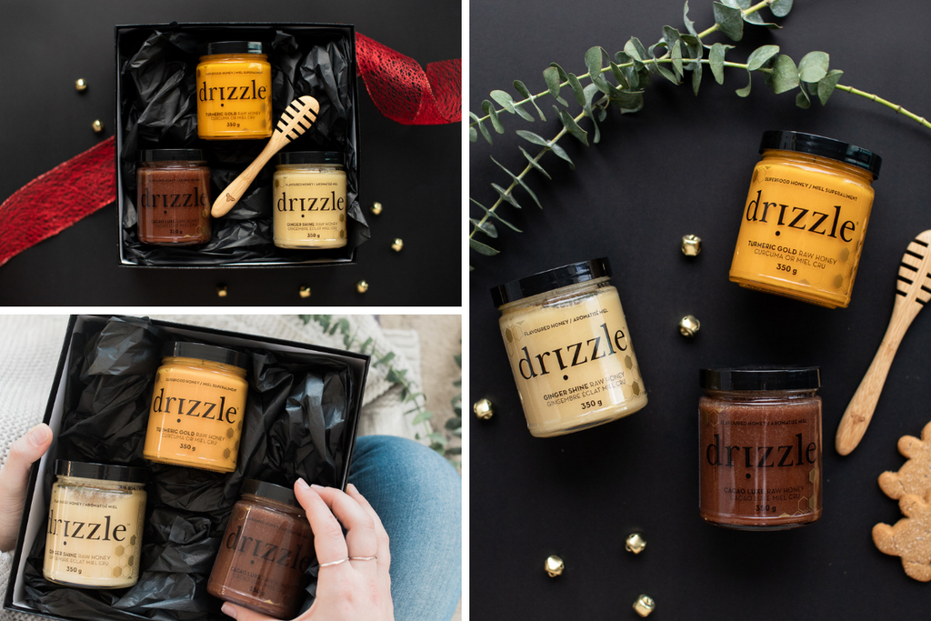 Drizzle Nourish Foodie Holiday Gift Set