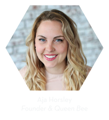 Drizzle Raw Canadian Honey Founder Aja Horsley Headshot