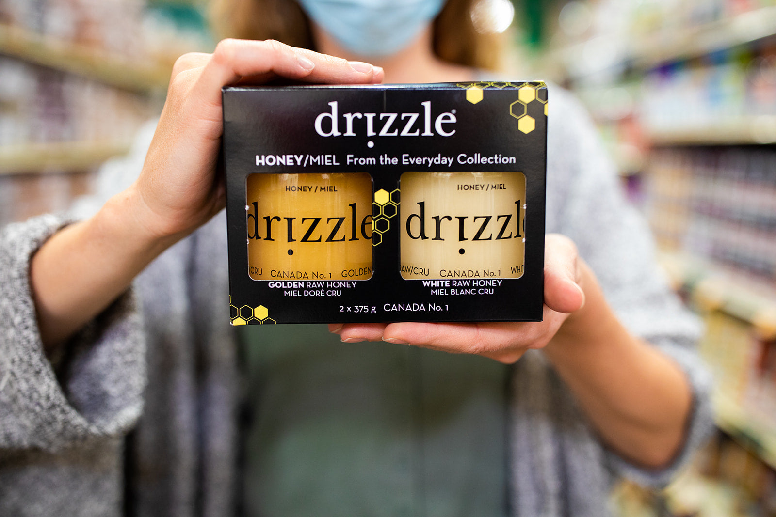 Drizzle Honey Everyday Collection Box