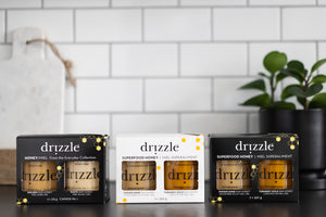 Drizzle Honey Superfood Collection Box