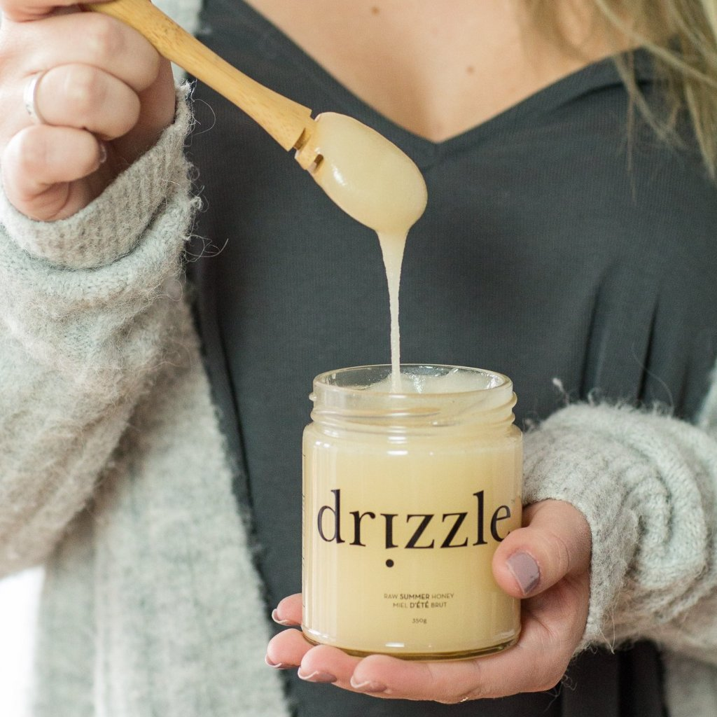 Drizzle Honey Dipper