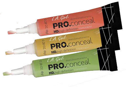 L.A. Girl Pro Conceal Colour Correctors
