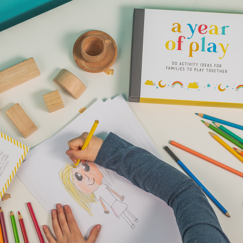 A Year of Play Activity Box