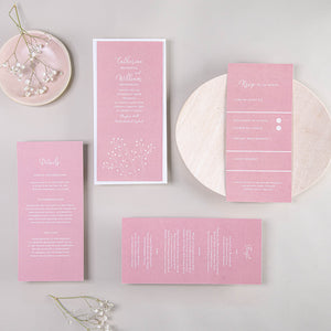 Catherine Wedding Invitation