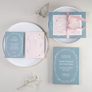 Sarah Wedding Invitation
