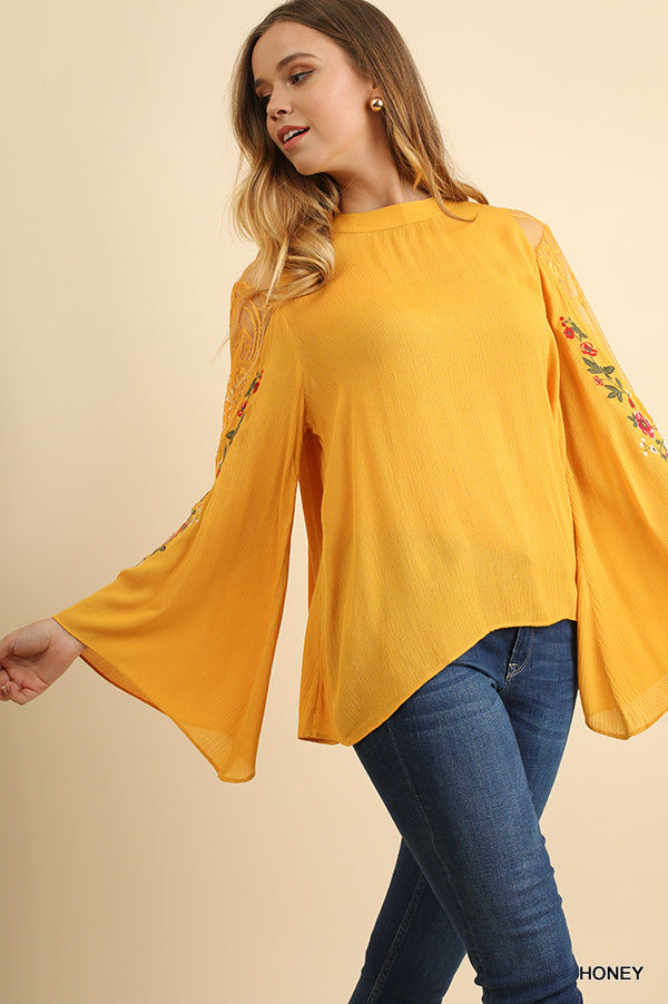 Brighten up your FEB - The Florala Floral Top