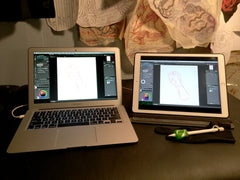 The Tattooers Guide to the iPad Pro - Tattoo Smart