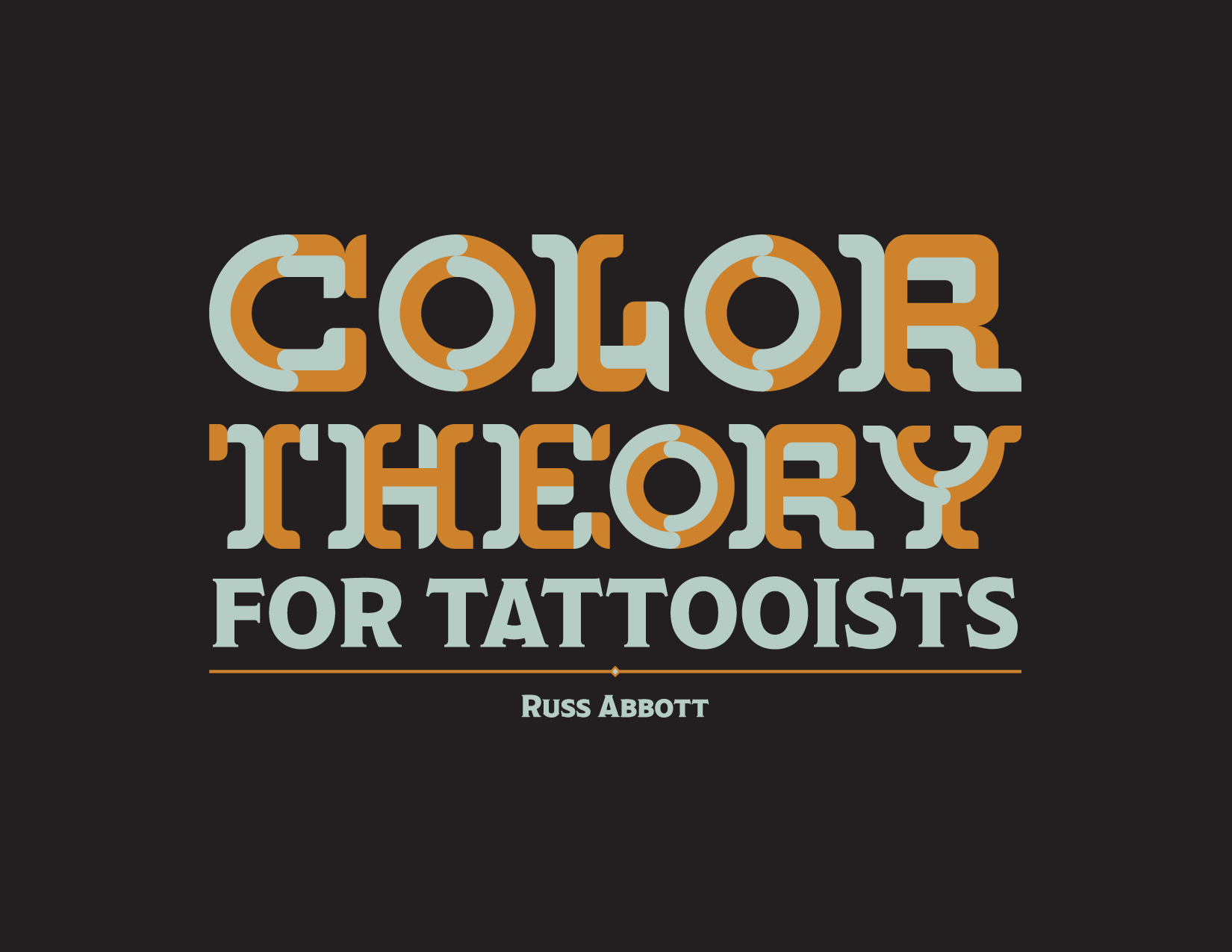 Book for color theory - Color Theory For Tattooists Ebook