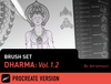 Brush Set: Dharma Vol. 1.2