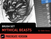 Brush Set: Mythical Beasts