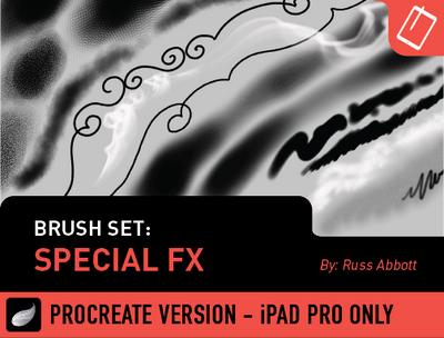 Brush Set: Special FX