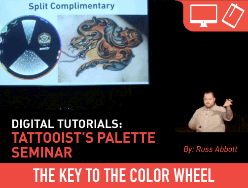 The Tattooist's Palette: Color Theory Seminar