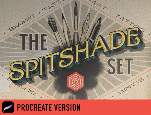 Brush Set: The Spitshade Set