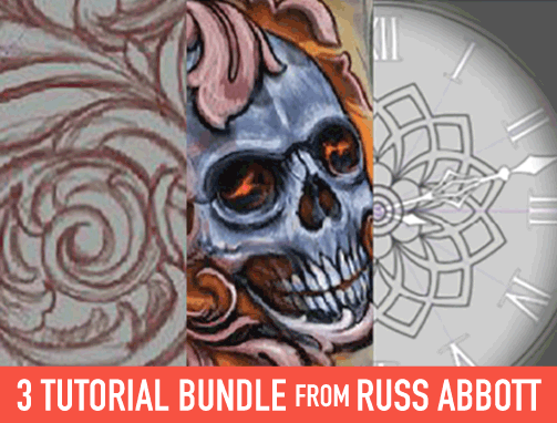 Digital Tutorials Bundle- Clip Studio