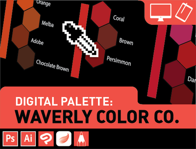 Digital Palettes: Waverly Color Co.