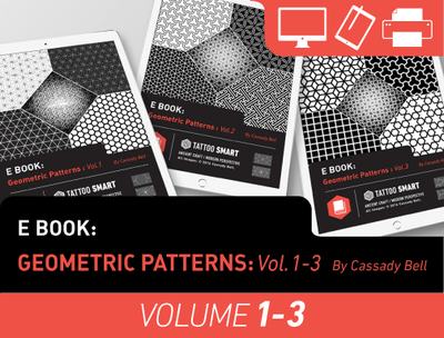 eBook: Geometric Patterns by Cassady Bell