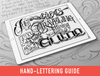 eBook: Lettering Guides 4-5