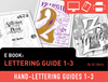 eBook: Lettering Guides by BJ Betts