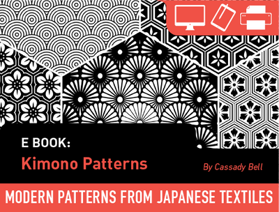 ebook: Kimono Patterns by Cassady Bell