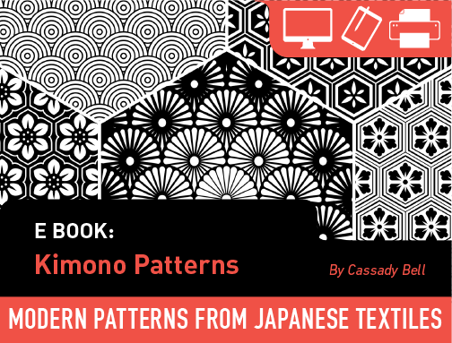 ebook: Kimono Patterns